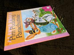 Les Albums Roses - WALT DISNEY - Pim Pudding Parachutiste (71R16) - Disney