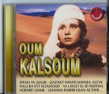 IFRAH YA QALBI ... Etc... OUM Kalsoum - Musiques Du Monde