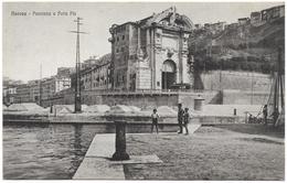 Ancona - Panorama E Porta Pia - Unused - Ancona