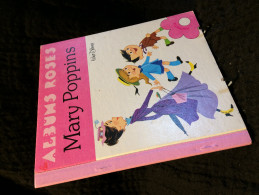 Les Albums Roses - WALT DISNEY - Mary Poppins (76R16) - Disney