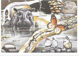 Mali - Butterflies, 1997 - Sc 866 S/S MNH