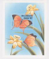 Mozambique - Butterflies, 2000 - Sc 1374 S/S MNH