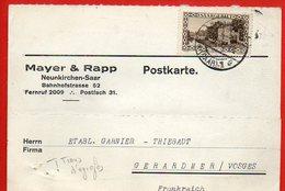 Neunkirchen-Saar : Mayer & Rapp - Kreis Neunkirchen