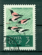 Russie - USSR 1962 - Michel N. 2688 - Oiseaux Divers