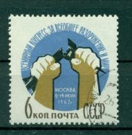 Russie - USSR 1962 - Michel N. 2623 - Désarmement Général - Obl.
