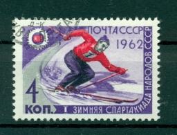 Russie - USSR 1962 - Michel N. 2581 - Sports D'hiver