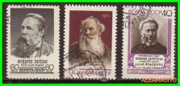 URRS  -  RUSSIA -- EUROPA  SELLOS AÑO 1960