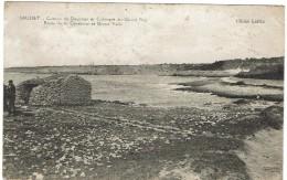 CPA - 13 - SAUSSET - Cabane De Douanier Et Calanque Du Grand Nid - Rooute De La Couronne Et Grand Vaila - - Other Municipalities
