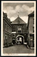 7430 - Alte Ansichtskarte - Rees A. Rhein Krahnentor -  Bei Kleve - N. Gel - Krapohl - Kleve