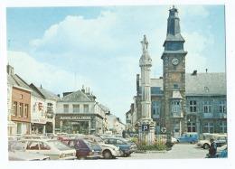 CPM  - Douai  - Grand Place - Colonne Brunéhaut - Douai