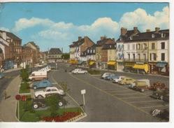 27 - EURE - BEUZEVILLE - LA PMACE VERS L AUBERGE DU COCHON D'OR - VEILLES AUTOMOBILES - 2 CV - - Other Municipalities