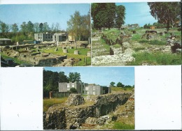 3 CPM  - Bavai - Bavay  -Sites Archéologiques  - Les Fouilles - Bavay