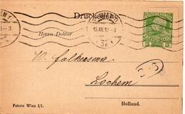 Autriche Entier Postal Privé 1913 - Entiers Postaux