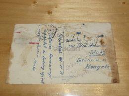 Oberseebach  Seebach France Mako Hungary Postcard Carte Postale Ansichtskarten