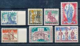 N° 1082/88, Noël 1958, Légendes Et Folklore Belge, SC