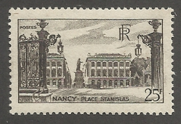 FRANCE - N°YT 778 NEUF* AVEC CHARNIERE - COTE YT : 3€ - 1947
