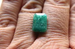 64 - Smeraldo - C.t. 6.40 - Emerald