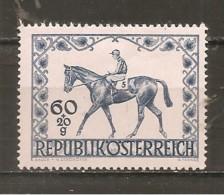 Austria-Hungría Nº Yvert 674 (MH/*)