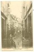 37 077   CHINON  Crue De La Vienne 1904 - Chinon