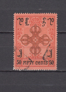 1924   MICHEL Nº  6 A