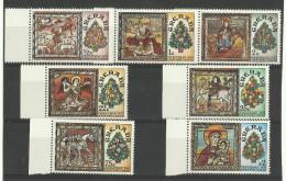 GRENADA CHRISTMAS 1977 SET MNH - Grenada (1974-...)