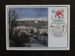 Austria, Österreich, Maximum Card, 27. Alpine Ski Weltmeisterschaften Schladming, World Cup In Skiing