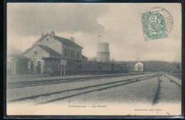 10 -- Villenauxe -- La Gare - France