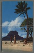 U6110 BORA BORA TAHITI PLAGES VG SB FP (m) - Polinesia Francese