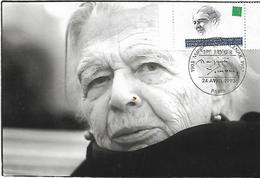 PARIS  Marguerite Antoinette Jeanne Marie Ghislaine Cleenewerk De Crayencourt Dite Marguerite Yourcenar 1903/1987