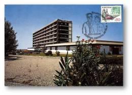 BEJA - Hospital Distrital - 20.º Aniversário - 25.10.1990 - CARTE MAXIMUM - MAXICARD - Portugal - Maximumkaarten