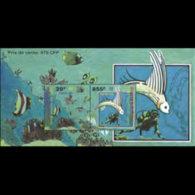 WALLIS & FUTUNA 1999 - Scott# 518 S/S Lagoon MNH