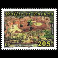 WALLIS & FUTUNA 2000 - Scott# 535 Archaeology Set Of 1 MNH
