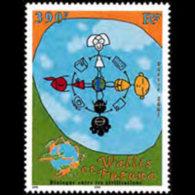 WALLIS & FUTUNA 2001 - Scott# 543 Dialogue Set Of 1 MNH