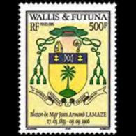 WALLIS & FUTUNA 2005 - Scott# 609 Arms Set Of 1 MNH