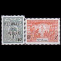 WALLIS & FUTUNA 2005 - Scott# 611-2 Phil.Show Set Of 2 MNH