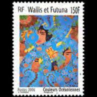 WALLIS & FUTUNA 2006 - Scott# 623 Stamp Day Set Of 1 MNH