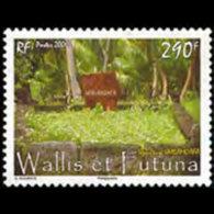 WALLIS & FUTUNA 2006 - Scott# 626 Gravesite Set Of 1 MNH