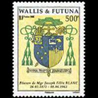 WALLIS & FUTUNA 2006 - Scott# 627 Arms Set Of 1 MNH