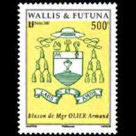 WALLIS & FUTUNA 2007 - Scott# 642 Arms Set Of 1 MNH