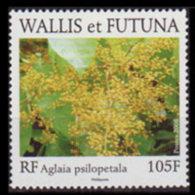 WALLIS & FUTUNA 2008 - Tree Set Of 1 MNH