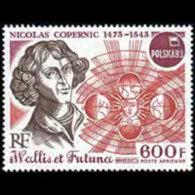 WALLIS & FUTUNA 1993 - Scott# C173 Copernicus Set Of 1 MNH