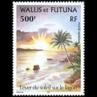 WALLIS & FUTUNA 1999 - Scott# C214 Sunrise Set Of 1 MNH