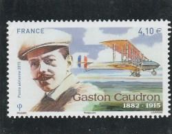 FRANCE POSTE AERIENNE 2015 GASTON CAUDRON NEUF PA79 - PA 79
