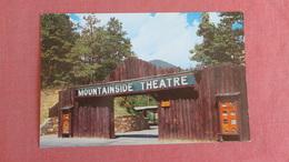 North Carolina > Cherokee  Mountainside Theatre ------ Ref  2369 - United States