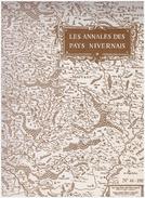 LES ANNALES DES PAYS NIVERNAIS. CAMOSINE. NIEVRE. N°44. Louis Antoine De Saint-Just De Richebourg - Bourgogne