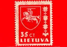Nuovo - MNH - LITUANIA - LIETUVA - 1937 - Stemmi - Coat Of Arms - 35