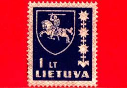 Nuovo - MNH - LITUANIA - LIETUVA - 1939 - Stemmi - Coat Of Arms - 1