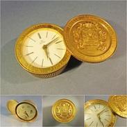 ~ REVEIL UTI SWIZA # Horlogerie Bijouterie Montre - Alarm Clocks