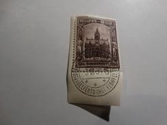 COB 436 70c + 30c Noir-olive .Antituberculeux.Exposition Philatélique Et Centenaire De La Commune De Borgerhout.