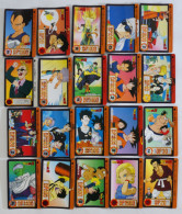 Dragon Ball Z : 20 Japanese Trading Cards - Dragonball Z